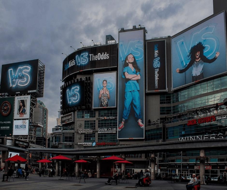 Best outdoor advertising creative designing agency