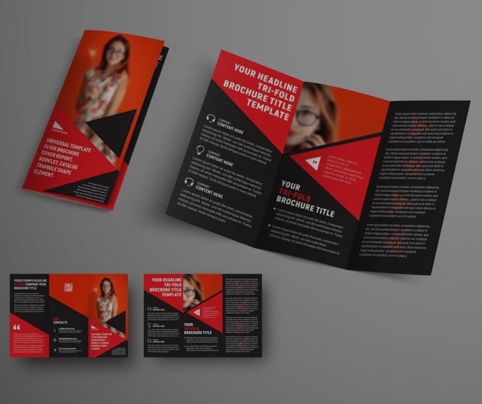 Best brochure pamphlet designing agency