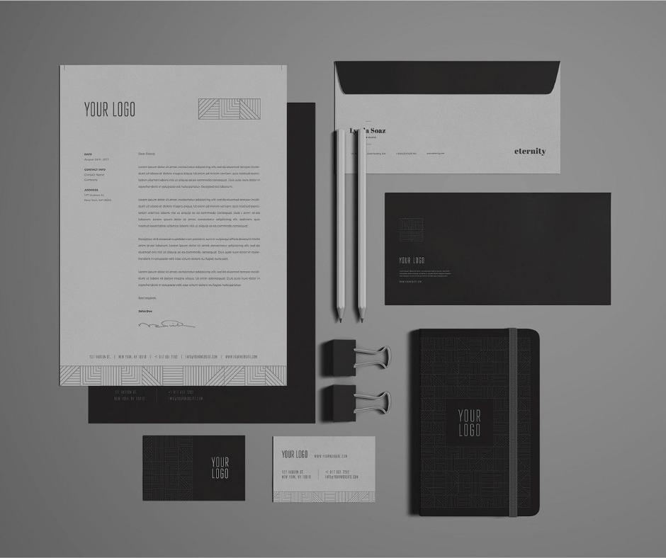Best brand stationary designing agency