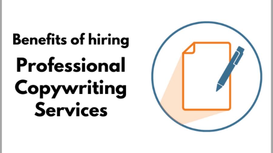 professional copywriting services