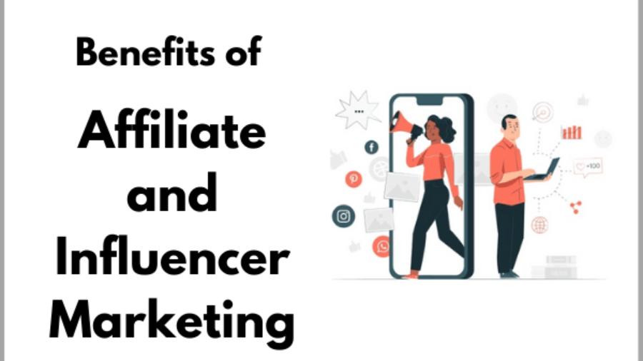 affiliate and influencer marketing
