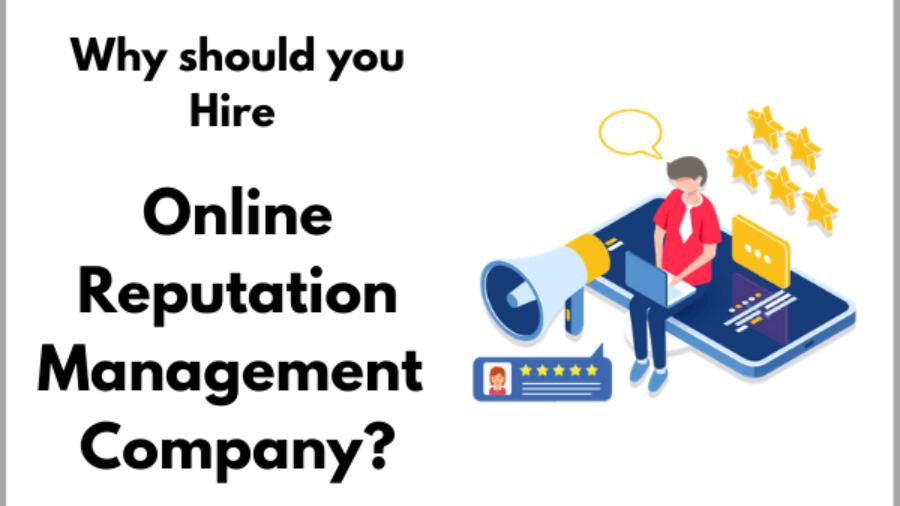 Online Reputation Marketing Company