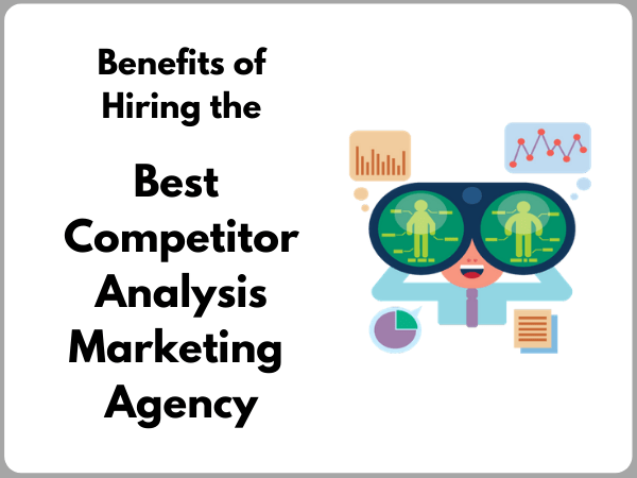 best competitor analysis marketing agency