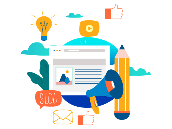 tips for writing a creative blog