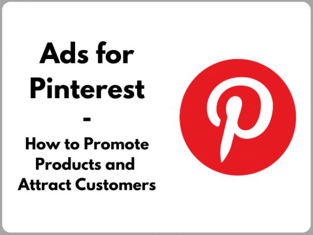ads for pinterest