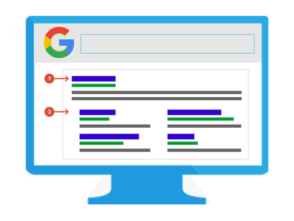 seo sitelinks for websites